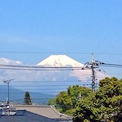 Mt.Fuji 富士山 4/27/2014