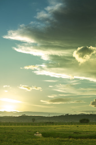 sunset green clouds landscape canon6d tamron70300vcusd tamronspaf70300f456divcusd