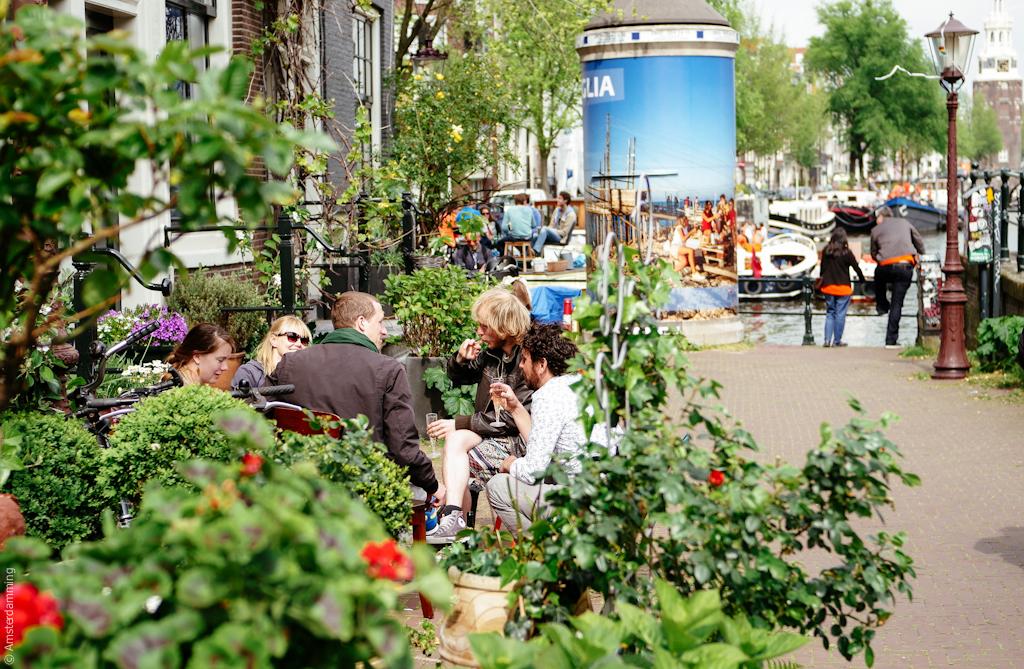 Amsterdam, Springtime