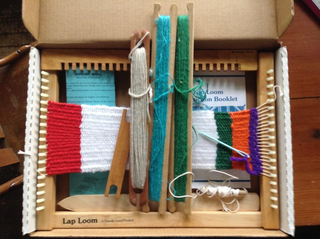 Harrisville Lap Loom
