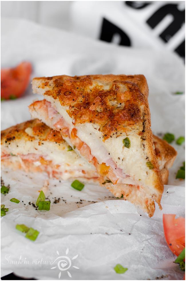 Karšti sumuštiniai su kumpiu ir sūriu (5)