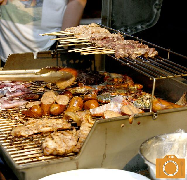 BBQ Buffet Grill