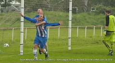 Cliffe FC 7 - 4 South Milford 12May14