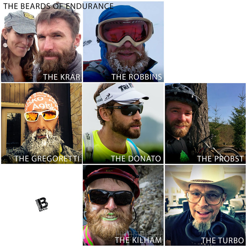 The Beards of Endurance.
