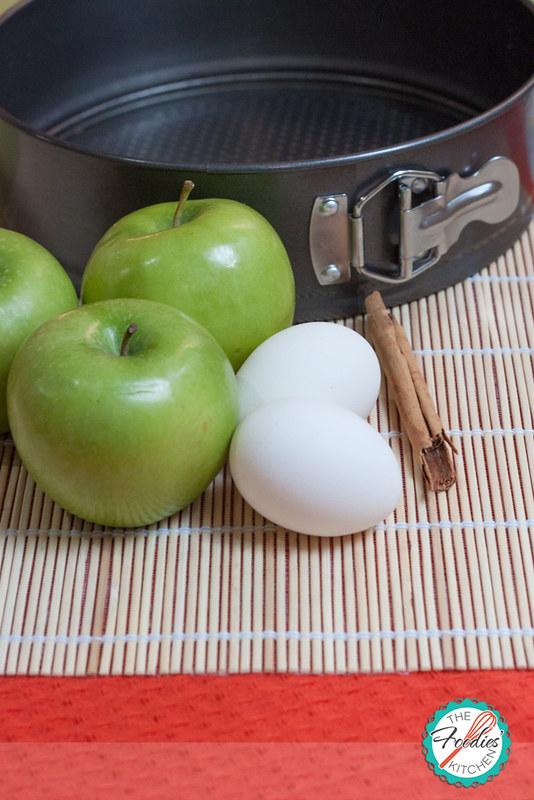 Apple Cake II