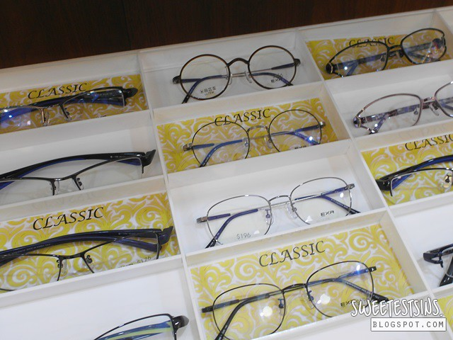 tokyo star optical classic frames