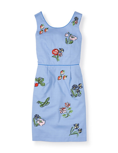 Boden Fruity Fun Dress