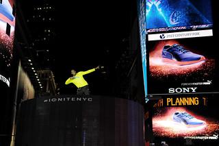 Lanzamiento de IGNITE con Usain Bolt