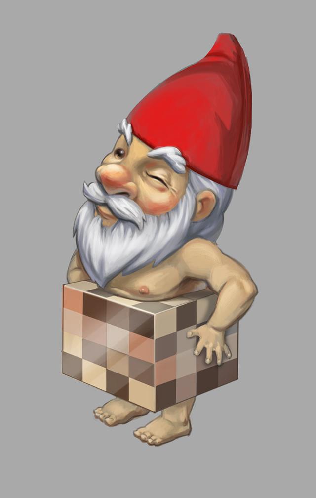 Randki gnome