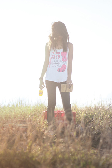Coca-Cola Sunrise by Aubrey Llamas