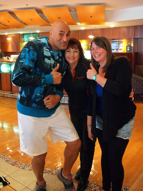 Red Carpet Tours and Shane Rangi