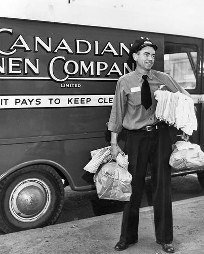 Canadian Linen Company / La compagnie Canadian Linen