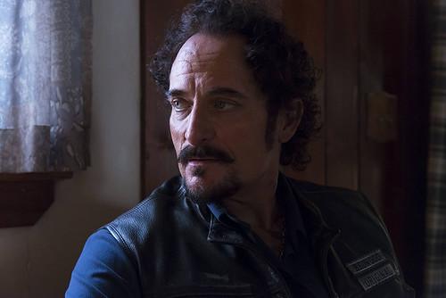 SOA's Kim Coates Takes Lead In Graphic Novel Adaptation OFFICER DOWNE
