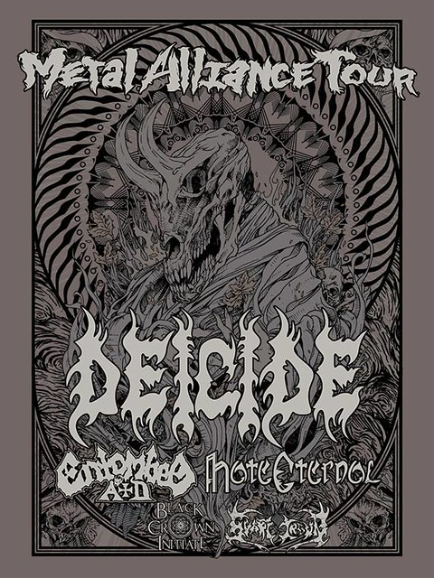 Metal Alliance Tour at Ottobar