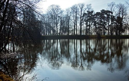 15 0050 - Paris, Bois de Vincennes, le lac de Gravelle