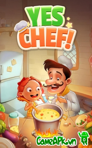 Yes Chef! v1.9.22 hack free boosters cho Android