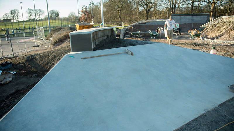 Dunstable Skatepark - Week 18-8