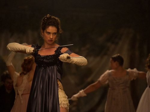 Pride and Prejudice and Zombies - screenshot 12