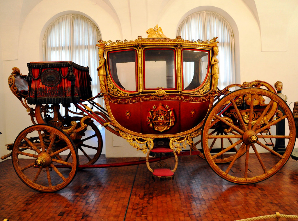 Coronation carriage of King Max I