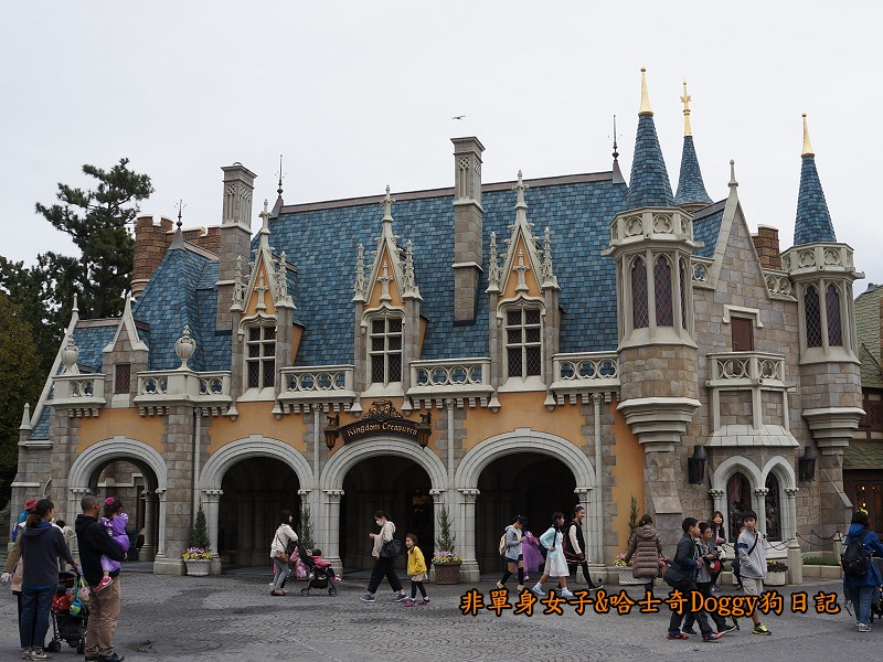 東京迪士尼樂園17王國寶藏Kingdom Treasures