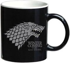 Juego de Tronos Stark taza de cerámica