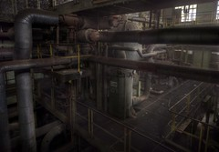 Abandoned power plant BY