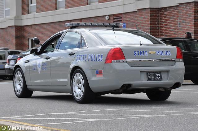 Rhode Island State Police Dept