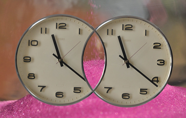 Gedeelde tijd