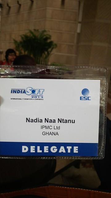Nadia Ntahu in India (7)