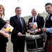 Launch of Socio-Economic Report into Parading - 22 May 2013