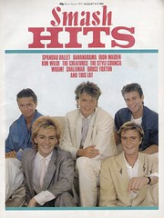 Smash Hits, August 4, 1983