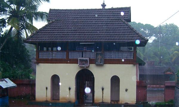 Dharmasastha Temple Pakkil