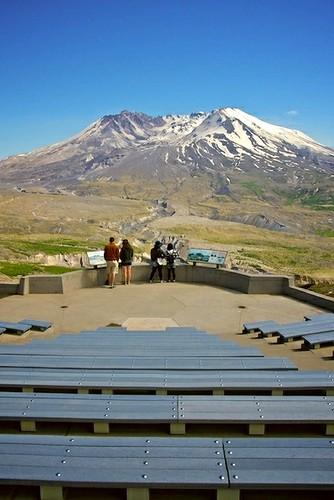 Mount St. Helens National Volcanic Monument