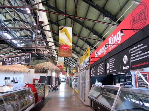 St. Lawrence Market While Closed