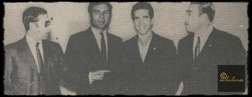 1959 Gregorio Sanchez y Bahamontes