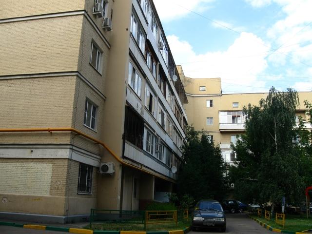 Хавско-Шаболовский жилой комплекс 15