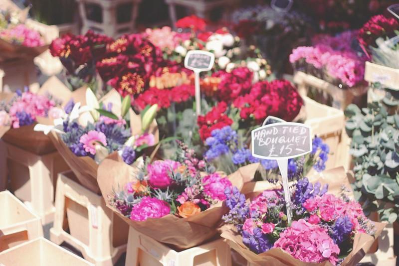 broadway market flowers