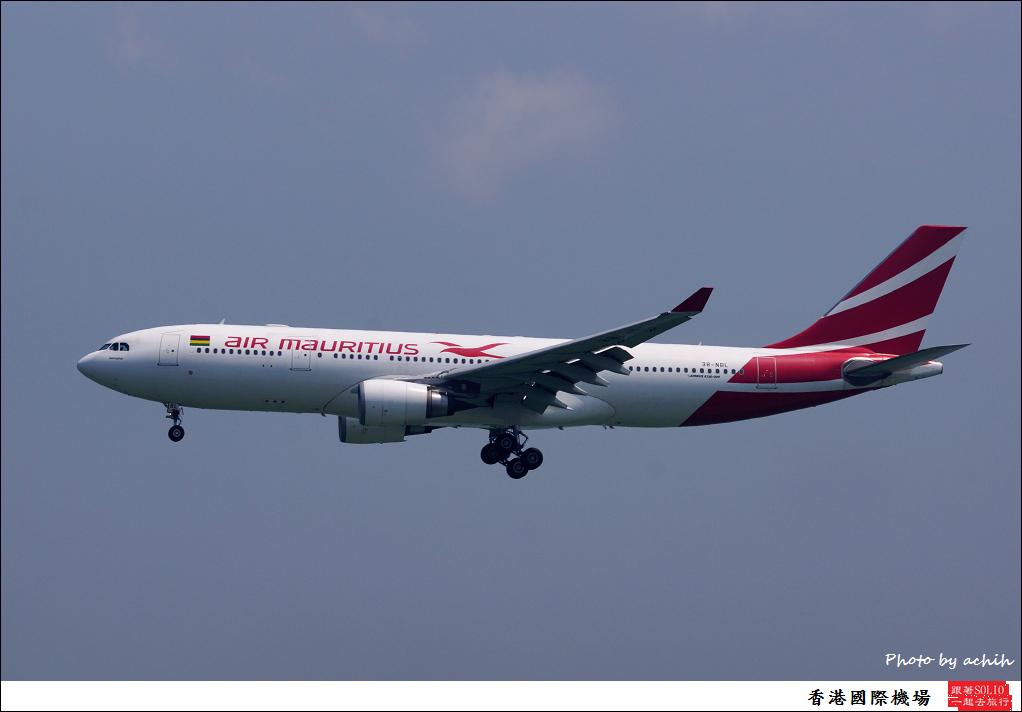 Air Mauritius 3B-NBL-001