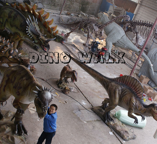 Jurassic Dinosaur Attraction