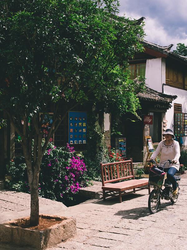 【單車地圖】<br>雲南麗江古城 9299103753 077984de9d c