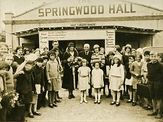 The Springwood Hall and Cinema