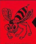 buzz yellowjacket from 50s-60s