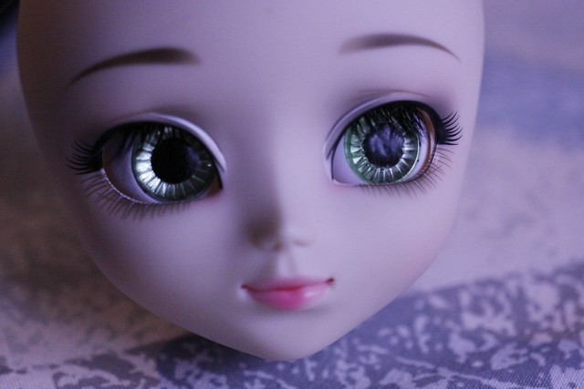Pullip Nanette's face up