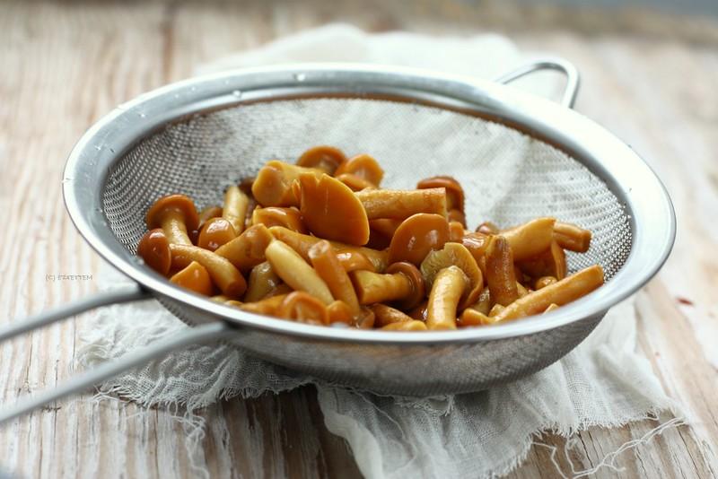 nameko mushrooms