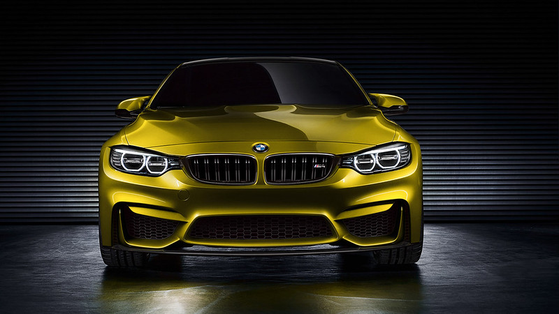 BMW Concept M4 Coupe (9)