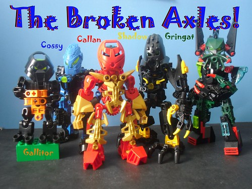 The Broken Axles