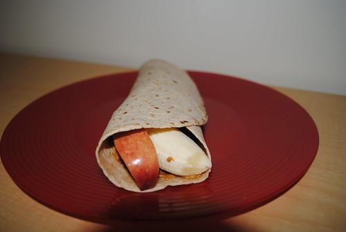 fruit and nut breakfast wrap (1)