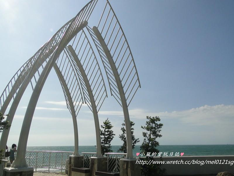 【石門】婚紗廣場  彷彿來到希臘愛琴海的幸福石門   @ 小嵐的 ...