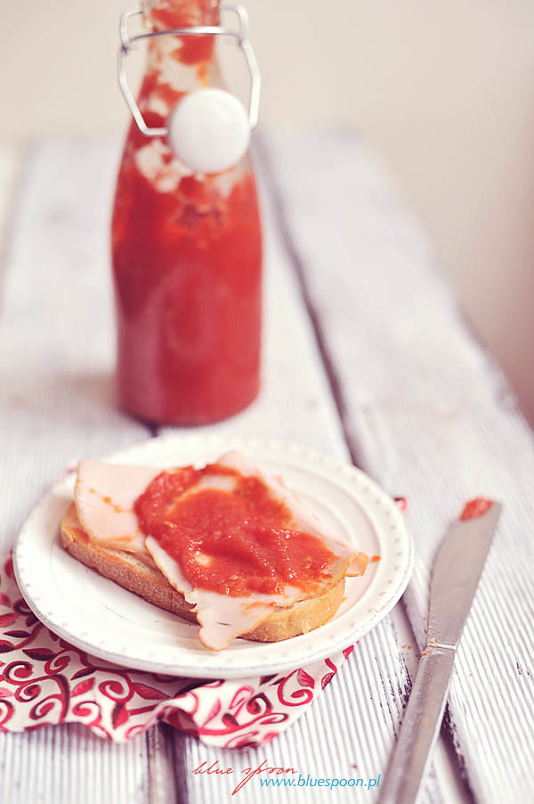 jak zrobić keczup - przepis i zdjęcia