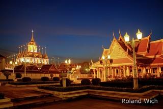 Bangkok - Wat Ratchanadda